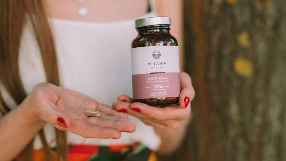 Kapsułka suplementu diety Vitama Nature