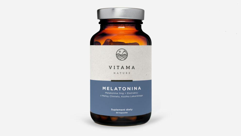 Suplement diety Melatonina